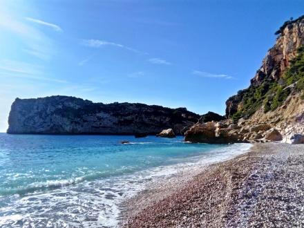 niebiańska plaża, Cap Prim
