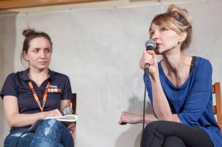 autorka książki Wanda - Anna Kamińska