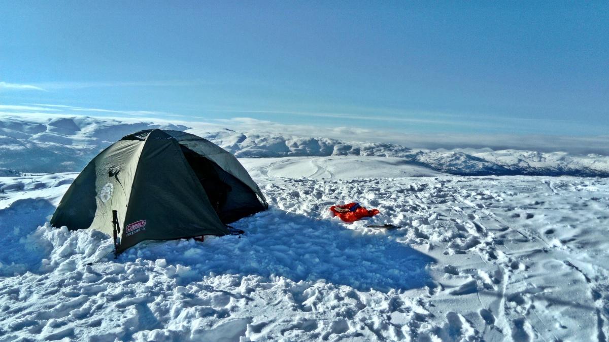 Arktyczna przygoda na norweskim płaskowyżu