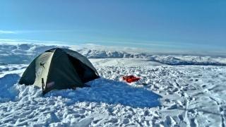 Voss, trek, Norwegia, Lanahorgi