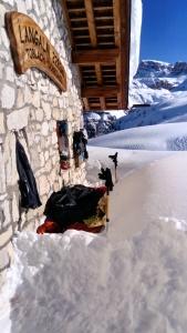 biwak awaryjny, Dolomity
