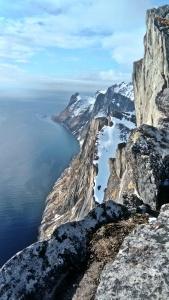 Segla, Norwegia