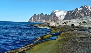 Tungesenet, Senja, Norwegia