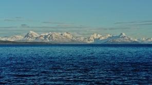 zachód wyspy Senja, Norwegia
