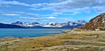 wyspa Sommaroy, Norwegia