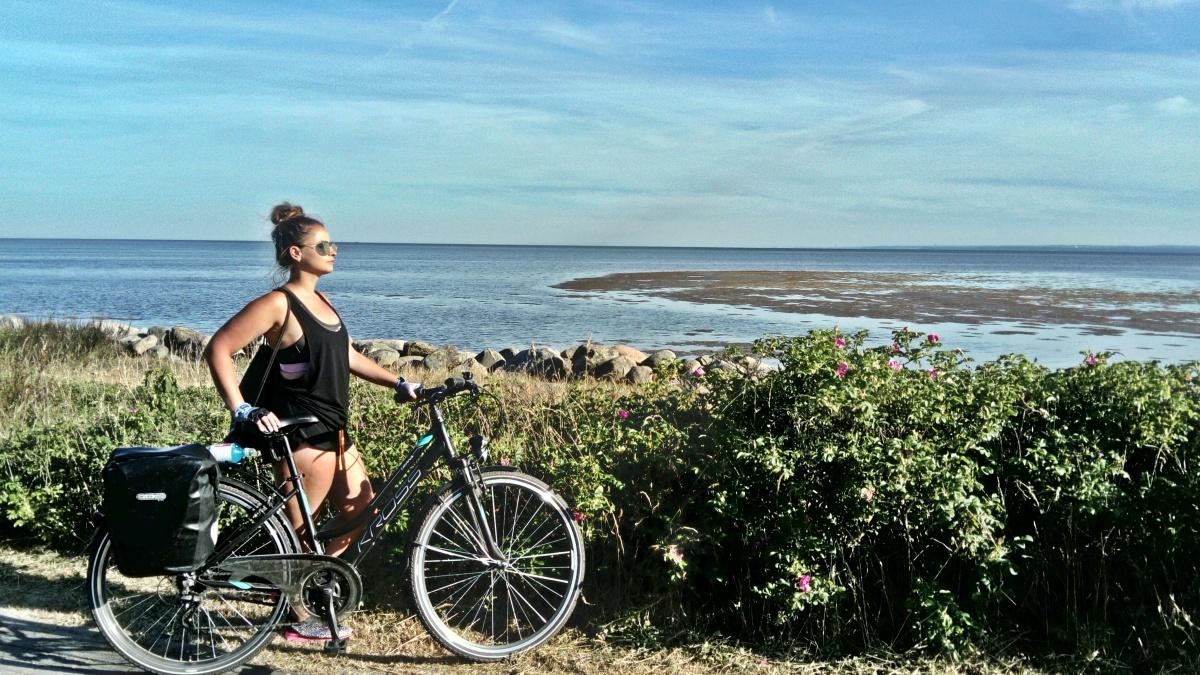 Półwysep Helski z Balbinką #rowerem