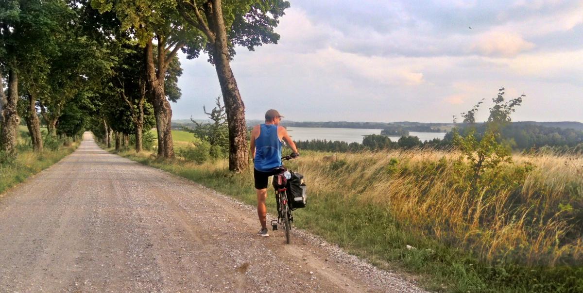 Mazury, znowu? Ełk - Szwałk - Orzysz #rowerem z Balbinką! FOTOSTORY