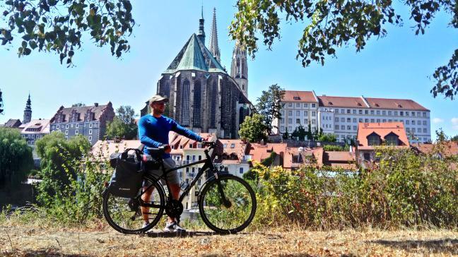 start rowerem w Zgorzelcu