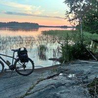 Finlandia #rowerem fotostory