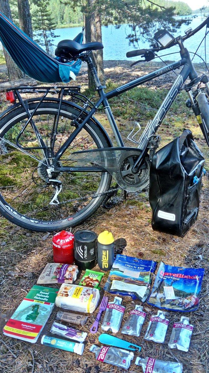 Jak przygotowałem się do rajdu rowerowego przez Finlandię?