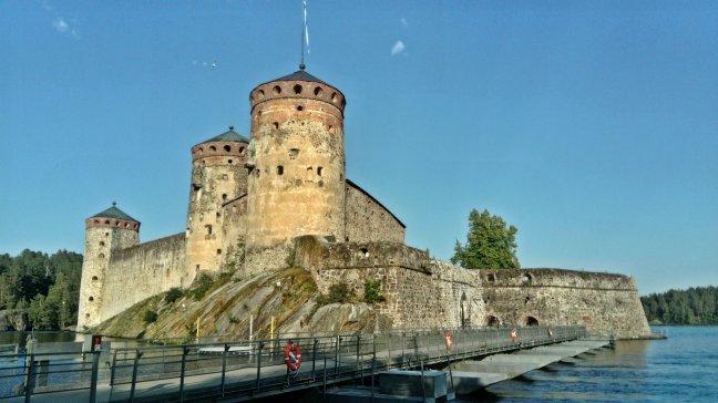 zamek w Savonlinna