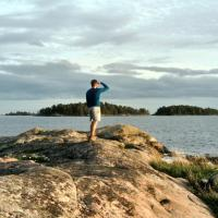 Szwedzki archipelag Stendörrens