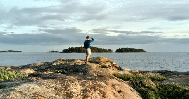 Czarek w Stendorren naturereserve