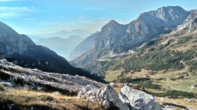 Val d'Ambiez, Dolomiti di Brenta