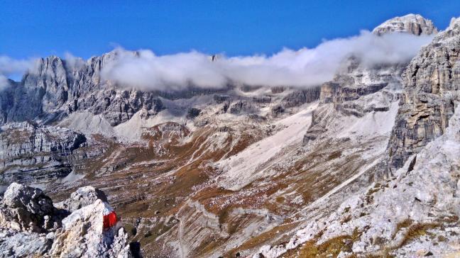 Forcolotta di Noghera, Dolomiti di Brenta