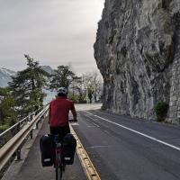 Szwajcaria rowerem - pierwsze wrażenia