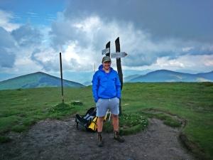 kolejny szczyt Niżnych Tatr