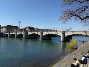 most w Bazylei