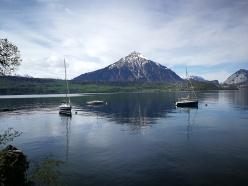jezioro Thun (Thunersee)