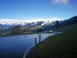 Alpy Berneńskie na Jaunpass