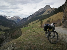 Szwajcaria rowerem