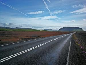 okolice Vik i Myrdal