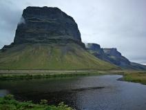 formacje skalne między Skaftafell a Kirkjubaejarklaustur