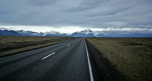 południowa droga nr 1 na Islandii