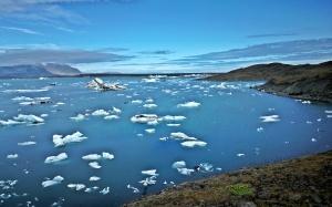 lodowa laguna