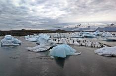 Jokusarlon - lodowa laguna