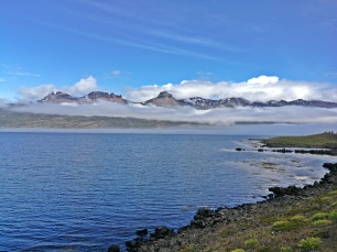 Breiðdalsvík od zachodu