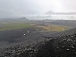 krater wulkaniczny przy jeziorze Myvatn