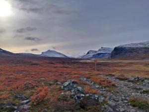 Kungsleden, fenomenalny szlak w szwedzkiej Laponii