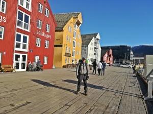Tromso - brama do Arktyki