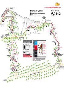 Mapka topo ferraty Sussati