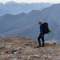 Via ferraty w Dolomitach - Bolzano i Lago di Garda