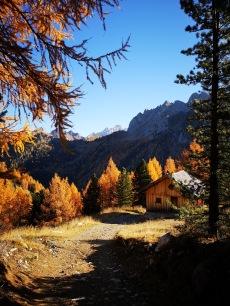jesienne Dolomity