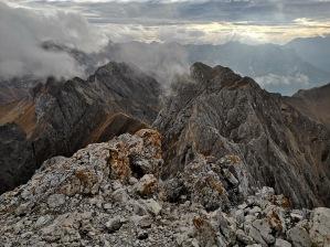 mroczne Dolomity