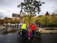 team 35 etapu sztafety Bike Jamboree w Lozannie