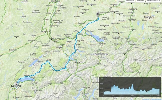 mapa bj35 swiss