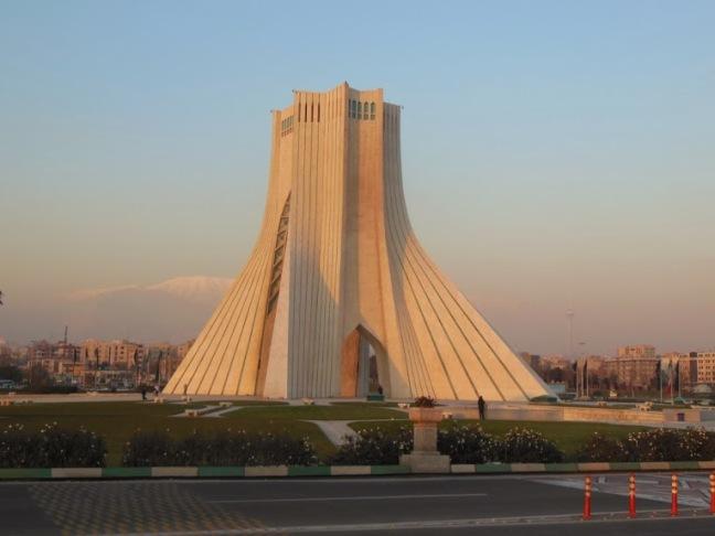 Teheran 1