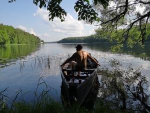 Święta Lipka - jezioro Dejnowo