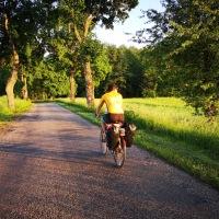 Mazury - cud natury #rowerem po raz enty!