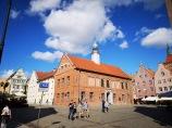 Olsztyn - jeszcze nam nieznane, ale klimatyczne miasto