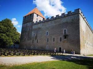zamek biskupa w Arensburg - Kureesaare