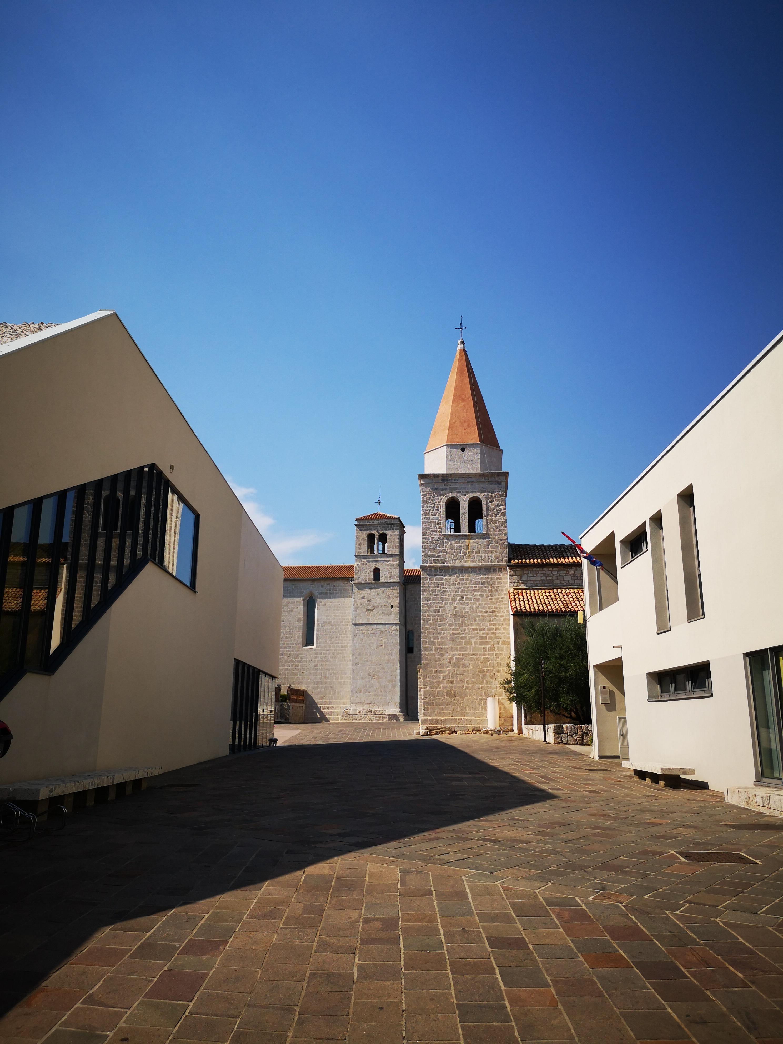 stare miasto Krk
