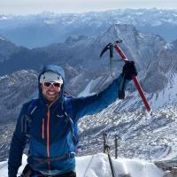 Zugspitze - 2962 m npm zdobyty!