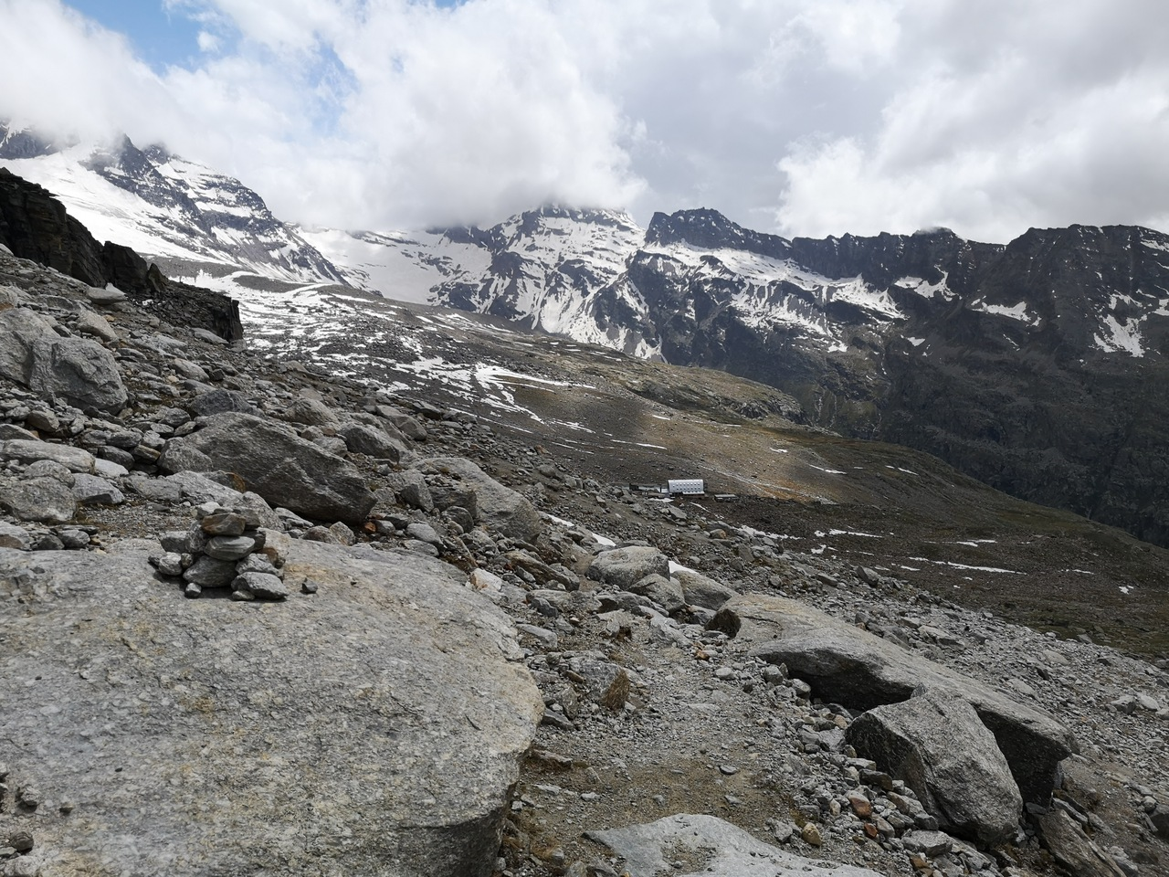 góry Gran Paradiso