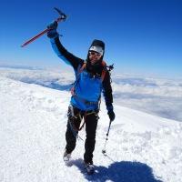 Mont Blanc 4808 m npm drogą włoską