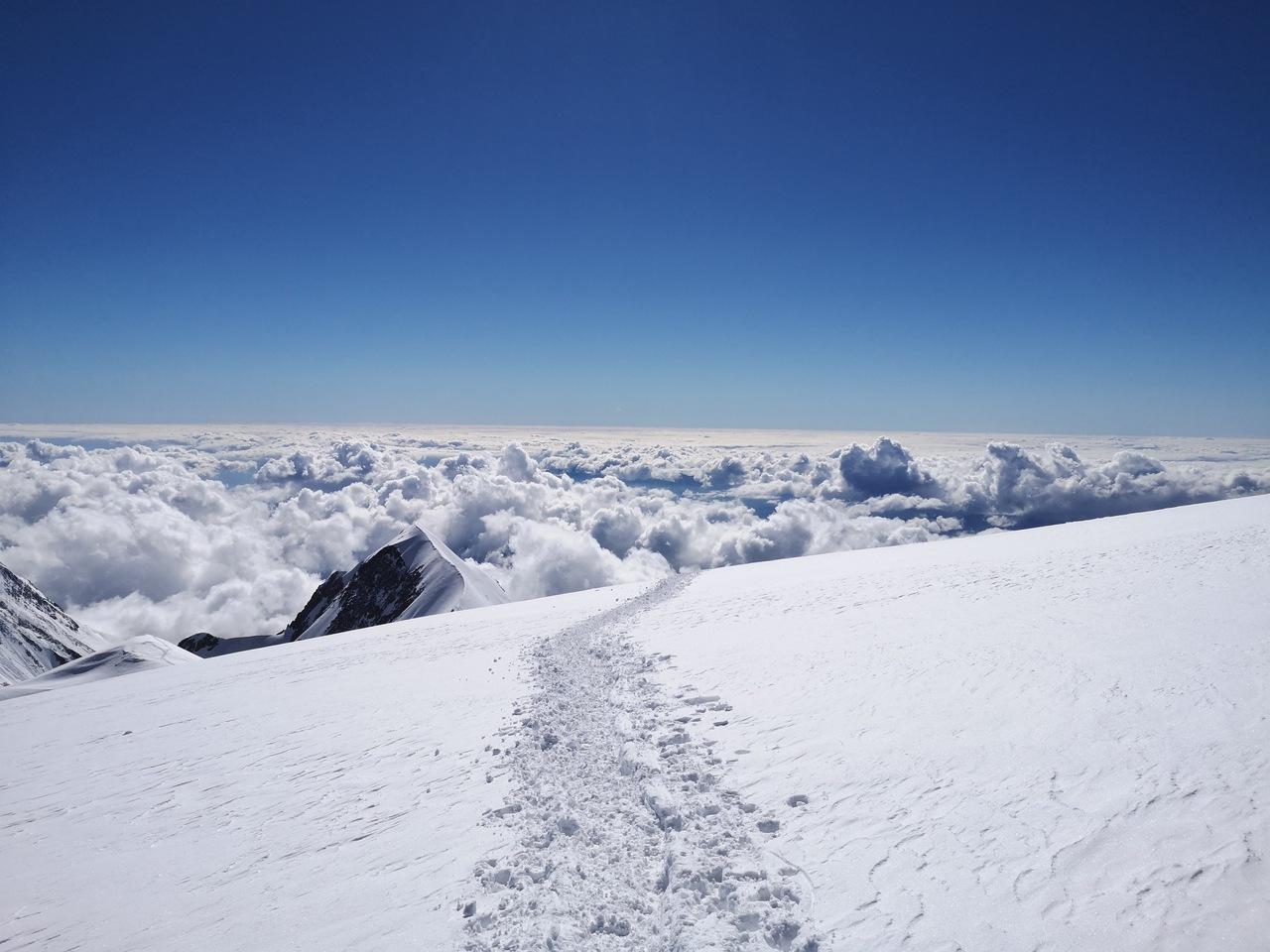 wielkie śniegi